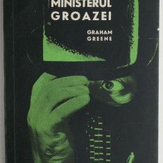 Ministerul groazei – Graham Greene