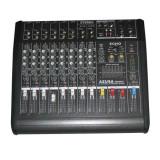 MIXER + AMPLIF PMQ2110 2X250W, Azusa