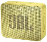 Boxa Portabila JBL Go 2, Bluetooth, 3.1 W (Galben)