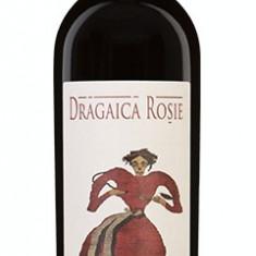 Vin rosu - Dragaica Rosie, 2015, sec | Crama Oprisor