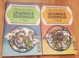 Legendele Olimpului de Alexandru Mitru - Zeii + Eroii