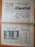 Sportul 2 august 1976-romania a obtinut 27 medalii la jocurile olimpice montreal