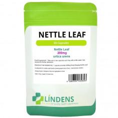 Lindens Extract De Frunze De Urzică 200mg 60 Capsule