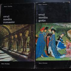 Henri Focillon - Arta Occidentului (2 vol: Evul Mediu romantic; Evul Mediu gotic