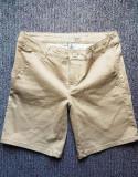 Pantaloni scurti masura 7, din bumbac, rayon, spandex. talia 38, lungime 38