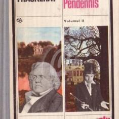 Istoria lui Pendennis, vol. 1