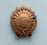 ORDINUL IN SERVICIUL PATRIEI SOCIALISTE clasa a III-a