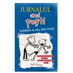 Carte Editura Arthur - Jurnalul unui pusti 2. Rodrick e cel mai tare