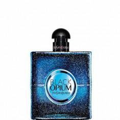 Apa de parfum Black Opium Intense, 90ml, pentru femei, 90 ml, Yves Saint Laurent