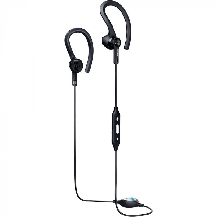 Casti Wireless ActionFit Negru