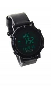 Ceas de mana barbati casual, cu sistem digital LCD, illuminator - MF8764N