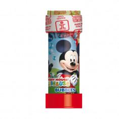 Tub baloane de sapun 60 ml Mickey Mouse Dulcop 8243, Multicolor