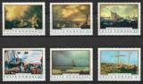 România - 1971 - LP 773 - Reproduceri de artă (II) / Marină - serie completă MNH, Nestampilat
