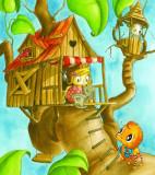 Micul paianjen Firicel are o surioara | Diana Amft, Martina Matos