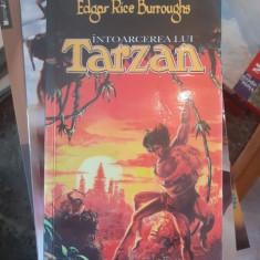 Intoarcerea lui Tarzan – Edgar Rice Burroughs