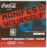 A(02)  C.D.-Manifest Yourself Music - MYM #8