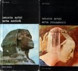 Istoria artei Arta antică Arta renaşterii (2 vol.)