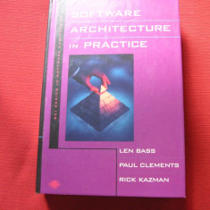 Len Bass - Software architecture in practice