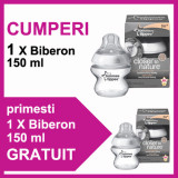 Biberon 150 ml + Biberon 150 ml PROMO