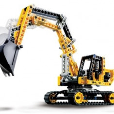 JOC CONSTRUCTIE PIESE TIP LEGO COMPATIBILE 100%,EXCAVATOR 288 PCS,CADOU MINUNAT!