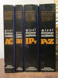 Micul dicționar academic (4 vol.) - ACADEMIA ROMÂNĂ
