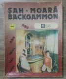 Sah, moara, backgammon// joc perioada comunista
