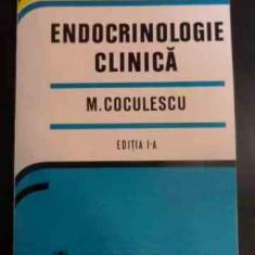 Endocrinologie Clinica - M. Coculescu ,546966