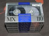 Casete audio Maxell MX 110
