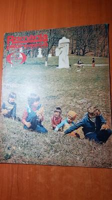 romania pitoreasca iunie 1979-art. si foto jud. suceava,fundata ,slanic prahova foto
