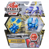 Figurina Bakugan S2 - Ultra Hydorous cu echipament Baku-Gear Wings of Aquos