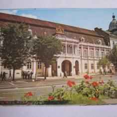 Carte postala - Cluj Napoca (Muzeul de arta), Necirculata, Fotografie