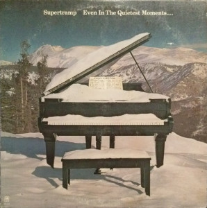 VINIL   Supertramp – Even In The Quietest Moments...    LP VG+