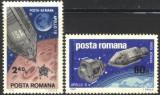 Romania 1969 - COSMOS APOLLO 9 SI 10, SERIE NESTAMPILATA, W18