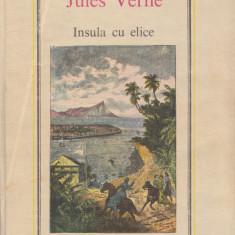 Verne, J. - INSULA CU ELICE, ed. Ion Creanga, Bucuresti, 1978