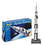 Jucarie Apollo Saturn V 1 144 Scale Revell Model Kit