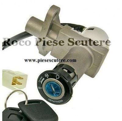 Contact pornire scuter chinezesc 4T 125-150cc 3 prinderi foto