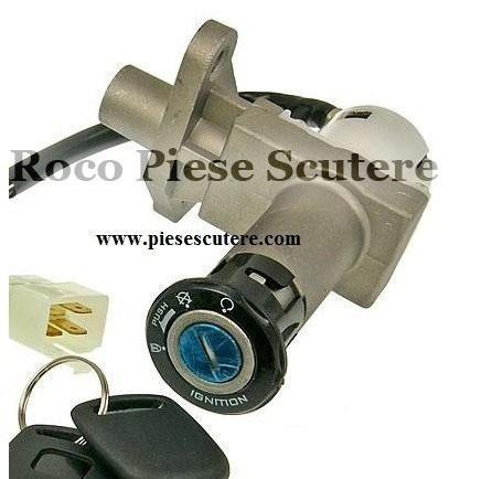 Contact pornire scuter chinezesc 4T 125-150cc 3 prinderi