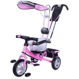 Tricicleta pentru copii Toyz Derby TTDRO, Roz