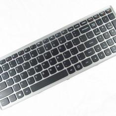 Tastatura Laptop Lenovo IdeaPad U510-IFI iluminata US refurbished