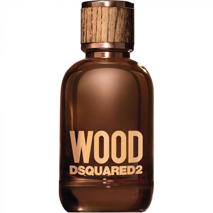 Wood Apa de toaleta Barbati 100 ml