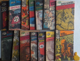 Sven Hassel colectia editie vintage Nemira 14 volume