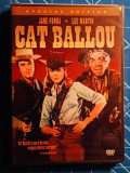 Cumpara ieftin CAT BALLOU 1965 / dvd ntsc 1 english widescreen remastered 2006, Engleza