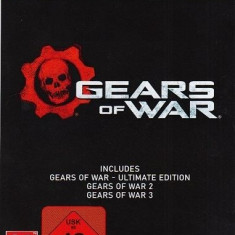 Gears of War Trilogy Xbox One - voucher