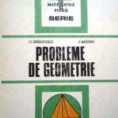 Probleme de geometrie (Masgras)