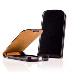 HUSA / TOC / ETUI DIN PIELE  ECOLOGICA  PENTRU Samsung Corby Rip Curl