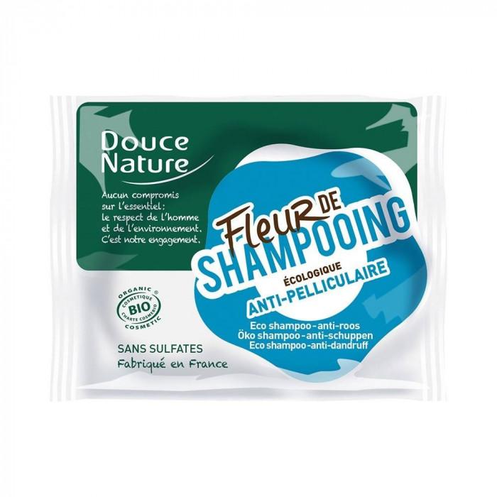 Sampon bio solid antimatreata, Douce Nature 85 grame