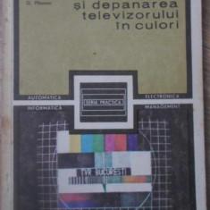 FUNCTIONAREA SI DEPANAREA TELEVIZORULUI IN CULORI - M. BASOIU, M. GAVRILIU, G. P