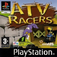 Joc PS1 ATV Racers
