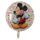 Balon Folie 55 cm Holografic Mickey Mouse, Amscan 32924