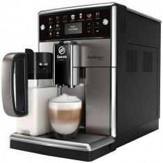 Espressor cafea Philips PicoBaristo Deluxe SM5573/10 12 trepte AquaClean Negru/Inox
